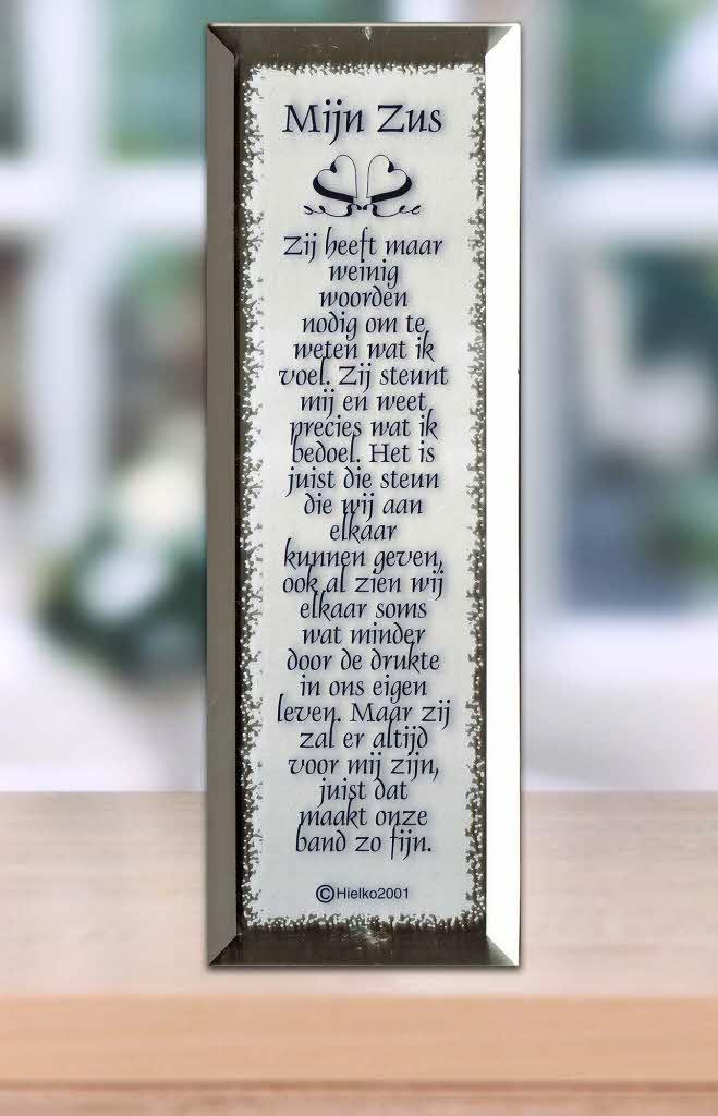 Wonderbaarlijk Cadeau voor familie heel veel keuze voor de leukste kado's MY-06