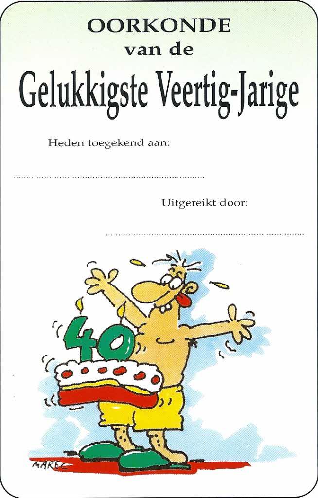 40 jaar krabbels Gedichten Over 40 Jaar Verjaardag   ARCHIDEV 40 jaar krabbels