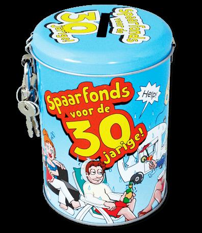 Spaarpot 30
