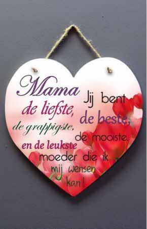 Populair verjaardag mama moederdag cadeau vindt je bij Mary's Kadoshop &RL54