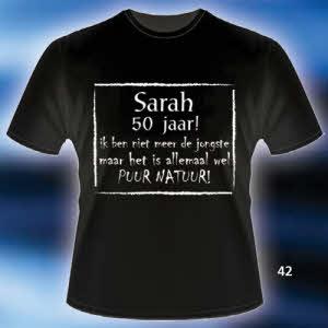 Cadeau Man 50 Jaar Abraham Of Vrouw 50 Jaar Sarah